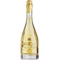 Вино игристое Украины SOLOKING, 10.5%, Бел, П/Сл, 1.5 л [4820003357880]
