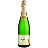 Вино игристое Украины Charte Абрикос, Бел, П/Сл, 0.75 л 10-13.5% [4820003359969]
