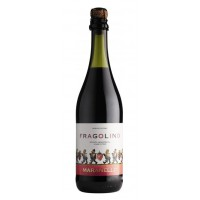 Вино игристое Италии Maranello Fragolino, 8%, Кр, Сл, 0.75 л [8001335090171]