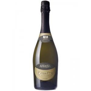 Вино игристое Италии Abbazia Spumante / Аббация Спуманте, Бел, Сух, 0.75 л [8001592002863]