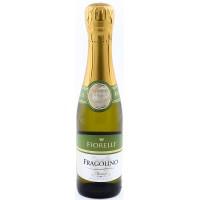 Вино игристое Италии Fiorelli Fragolino Bianco / Фиорелли Фраголино Бьянко, 7%, Бел, Сл, 0.2 л [8002915005677]