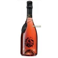 Вино игристое Италии Dal Bello Rose Brut Rosa della Regina, 11%, роз, 0.75 л [8007391000147]