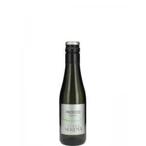 Вино Италии Terra Serena Prosecco Frizzante, Бел, Сух, 0.2 л 10.5% [8010719001252]