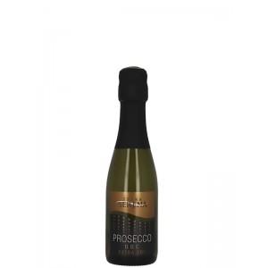 Вино Италии Terra Serena Prosecco Spumante, Бел, Сух, 0.2 л 11% [8010719001917]