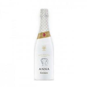 Вино игристое Испании Anna de Codorniu Blanc de Blancs Brut / Анна де Кодорнью Блан де Блан Брют, Бел, Брют, 0.375 л [8410013010996]