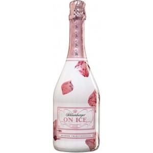 Вино игристое Австрии Schlumberger On Ice Rose / Шлюмберже Айс Он Розе, Роз, П/Сух, 0.75 л [9005702001639]