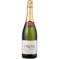 Вино Франции Cruse Blanc de Blancs Demi-Sec, Бел, П/Сух, 0.75 л 11% [3500610036675]