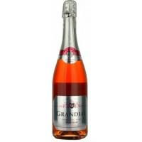 Вино игристое Франции Les Grands Chais de France Grandial Rose Brut / Ле Гран Ше де Франс Грандиаль Розе Брют, Роз, Брют, 0.75 л [3500610053962]