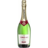 Вино игристое Грузии Adamanti / Адаманти , Бел, Брют, 0.75 л в коробке [4860004073303]