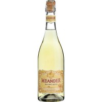 Вино игристое ЮАР Meander Moscato / Меандр Москато, Бел, П/Сл, 0.75 л [6009814420558]