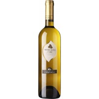 Вино игристое Италии Ca'Bianca Moscato d'Asti / Ка'Бьянко Москато д'Асти, Бел, Сл, 0.75 л  [8000160602993]
