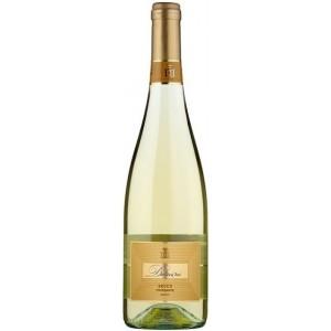 Вино игристое Италии Donini Bianco Frizzante / Донини Бьянко, Бел, Сух, 0.75 л [8000160609008]