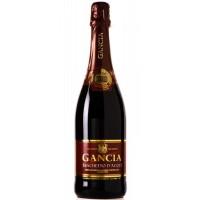 Вино игристое Италии  Gancia Brachetto d'Acqui / Ганча Бракетто,  д'Аква, Кр, Cл, 0.75 л [8000420007292]