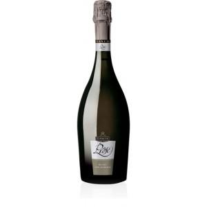 Вино игристое Италии Gancia П'Роуз, Ганча, 11.5%, Игристое, РОЗОВОЕ, Брют, 0.75 л [8000420120007]