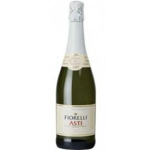 Вино игристое Италии Fiorelli Asti / Фиорелли Асти, Бел, Сл, 0.75 л [8002915000313]
