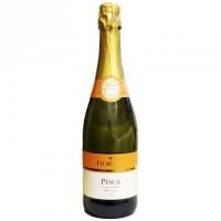 Напиток на основе вина Италии Fiorelli Pesca Bianco, Бел, Сл, 0.75 л 7% [8002915005172]