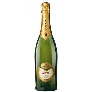 Вино игристое Италии Santero Asti, Бел, сл, 0.75 л [8004385022505]