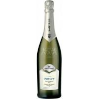 Вино игристое Италии Santero Brut / Сантеро Брют, Бел, Брют, 0.75 л [8004385028682]