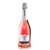 Вино игристое Италии Canti Pinot Grigio, Роз, Сух, 0.75 л [8005415045341]