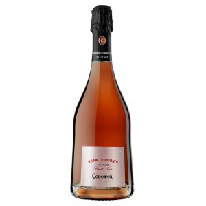 Вино игристое Испании Gran Codorniu Pinot Noir / Гран Кодорнью Пино Нуар, Роз, Сух, 0.75 л [8410013007859]