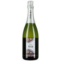 Вино игристое Испании Mirame Cava / Мираме Кава, Бел, Брют, 0.75 л [8426998265757]