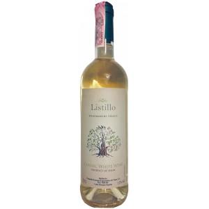 Вино Испании Listillo / Листилло, Бел, П/Сл, 0.75 л [8422795000942]