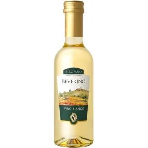 Вино Италии Pirovano Beverino Bianco / Пировано Беверино, белое, сухое, 10.5%, 0.25 л [8000013020721]