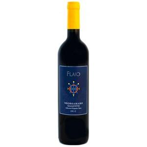 Вино Италии Flaio Negroamaro Salento / Флайо Негроамаро Саленто, Кр, Сух, 0.75 л [8005276077024]
