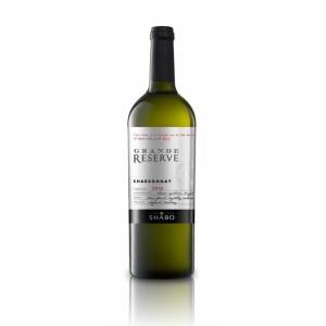 """Вино Украины Шабо """"Grande Reserve Shabo"""" Шардоне, белое, сухое, 14.0%, 3.0 л [4820070405200]"""
