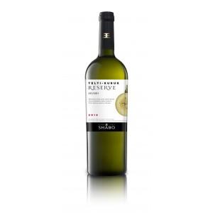 """Вино Украины Шабо """"Reserve Shabo"""" Тельти-Курук, белое, сухое, 14.0%, 0.75 л [4820070405590]"""