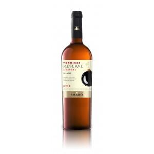 """Вино Украины Шабо """"Reserve Shabo"""" Траминер, розовое, десертное, 16.3%, 0.75 л [4820070405675]"""