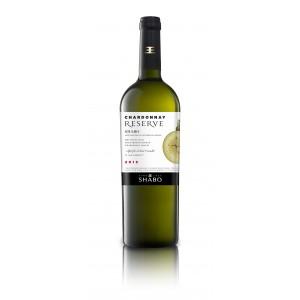 Вино Украины Шабо Резерв Шардоне, Бел, Сух, 0.75 л 10-13% [4820070401226]