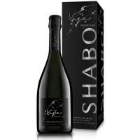"""Вино игристое Украины Шабо """"Vaja Grande Cru"""", белое, экстра брют, 13.5%, 0.75 л [4820070405057]"""