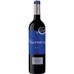 Вино Іспанії Valpincia Оук 6 місяців, 2017, Чер, Сух, 14.5%, 0.75 л [8424188010057]