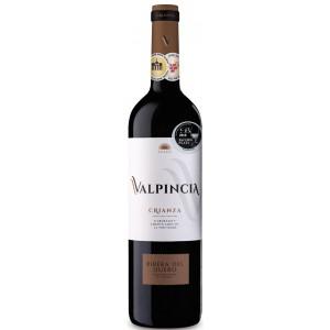 Вино Іспанії Valpincia Кріанса 12 місяців, 2015, Чер, Сух, 14.5%, 0.75 л [8424188100185]