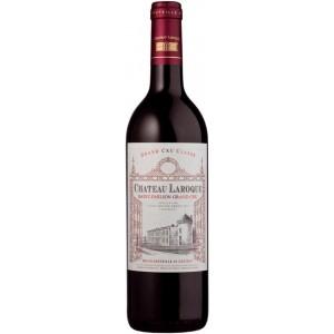Вино Франции Chateau Laroque Saint-Emilion Grand Cru / Шато Лярок Сент-Эмильон Гран Крю, Кр, Сух, 0.75 л [2900000000285]