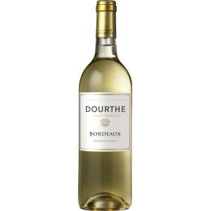 Вино Франции Dourthe Grands Terroirs Bordeaux Blanc moelleux, Бел, П/Сл, 0.75 л 11% [3258691241517]