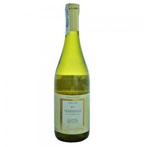 Вино Франции Lamblin & Fils Chardonnay / Ламблен энд Филс Шардоне, Бел, Сух, 0.75 л [3269390344010]