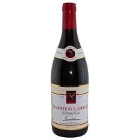 Вино Франции Lamblin & Fils Tradition / Ламблен и Фис Руж Традишн, 12%, Кр, Сух, 0.75 л [3269390512013]
