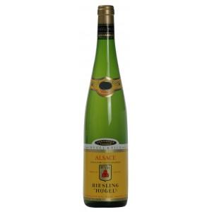 Вино Франции Hugel & Fils Risling Vendange Tardive, 1997, 12.5%, Бел, Сух, 0.75 л [3300370198039]