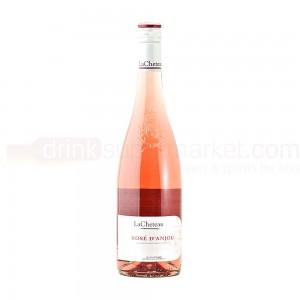 Вино Франции LaCheteau Rose d'Anjou / ЛаШато Розе д'Анжу, Роз, Сух, 0.75 л [3333780204915]