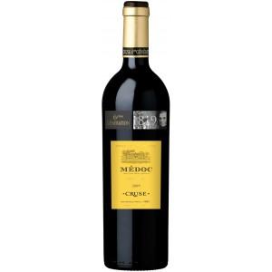 Вино Франции Cruse Medoc 6-th Generation / Круз Медок 6-е поколение, Кр, Сух, 0.75 л [3452130039127]