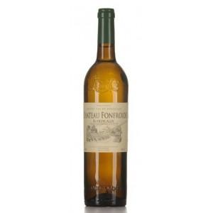 Вино Франции Chateau Les Gravieres de Marsac Margaux / Шато Фонфруад Бордо, Бел, Сух, 0.75 л [3500610031281]