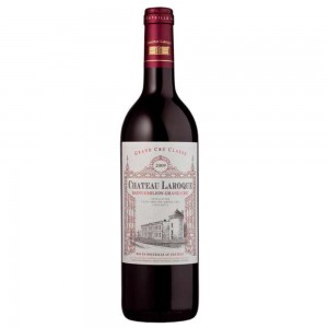 Вино Франции Chateau Laroque Saint-Emilion Grand Cru / Шато Лярок Сент-Эмильон Гран Крю, Кр, Сух, 0.75 л [3500610046391]