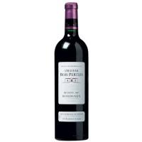 Вино Франции Chateau Bois Pertuis Bordeaux / Шато Буа Пертюи Бордо, Кр, Сух, 0.75 л [3500610049354]