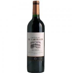 Вино Франции Chateau du Cartillon / Шато дю Картийон, Кр, Сух, 0.75 л [3500610052415]