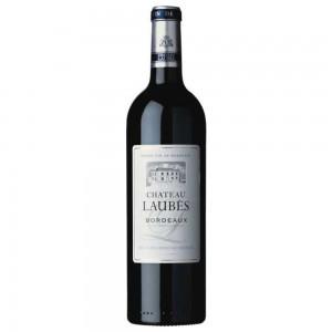 Вино Франции  Chateau Laubes Bordeaux / Шато Лёб (10/11), Кр, Сух, 0.75 л [3500610053450]