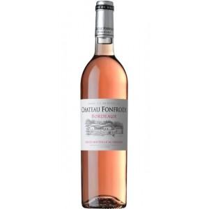 Вино Франции Chateau Fonfroide Bordeaux / Шато Фонфруад Бордо, Роз, Сух, 0.75 л [3500610055751]