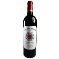 Вино Франции Chateau Clos Beauregard Pomerol / Шато Кло Борегард Помероль, Кр, Сух, 0.75 л [3500610079092]