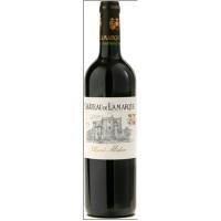 Вино Франции Château de Lamarque Haut Medoc / Шато де Ламарк О-Медок, Кр, Сух, 0.75 л [3586250000481]